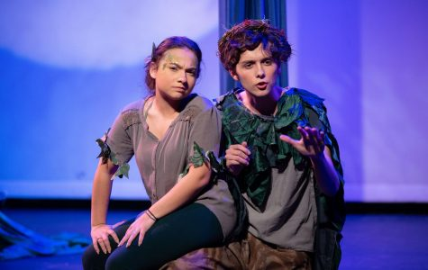 Thespians Put on Dream Performance