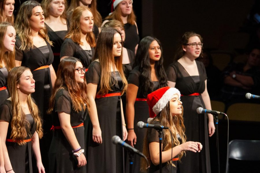 Christmas Concert Spreads Cheer