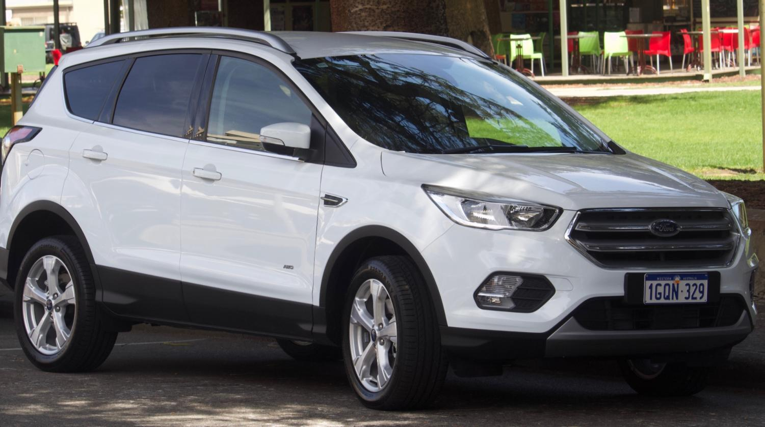 One of the sportiest compact SUVs in 2018, The Ford Escape Titantium is one of the best selling SUVs in the United States.