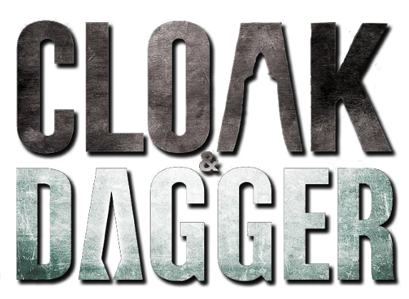 From wiki commons. The Cloak & Dagger advertisement