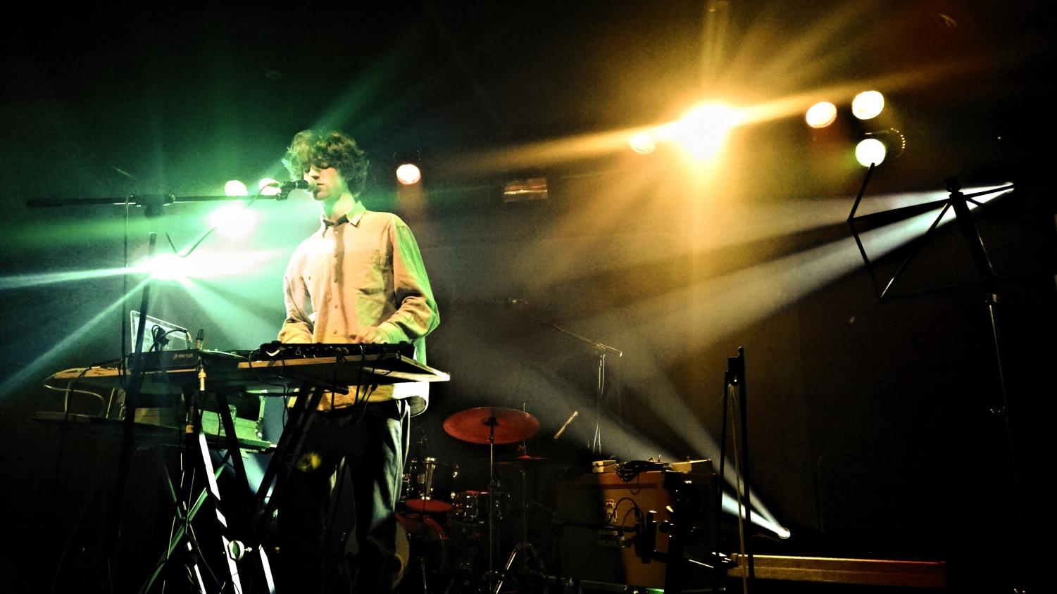 Cosmo Sheldrake, Wedgewood Rooms, Portsmouth (via Wikipedia under the Creative Commons license)