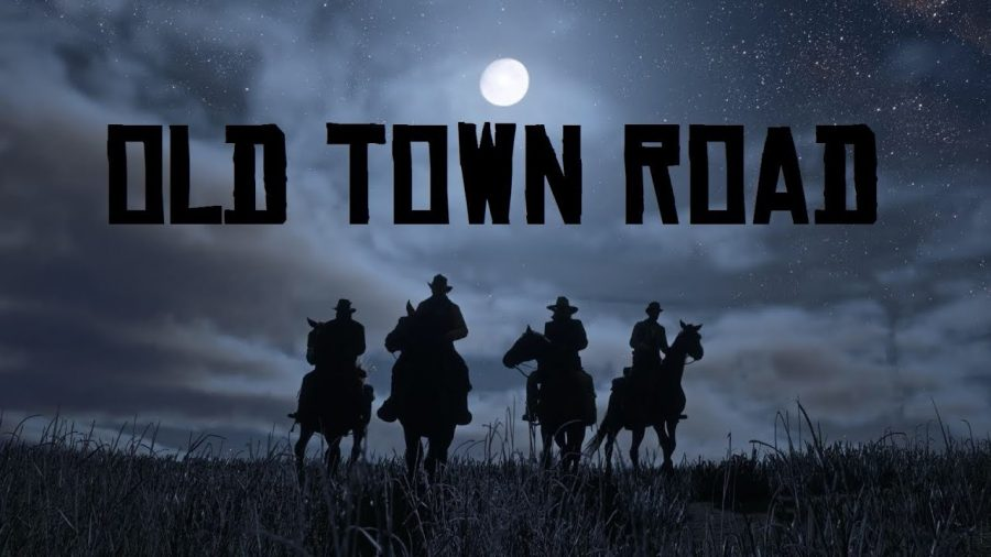 """Grand Theft Auto features Lil Nas X's """"Old Town Road""""  in its story mode. This song is being played everywhere."""