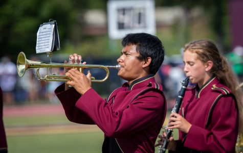 Band Set to Thrill Audience at Upbeat Fall Concert