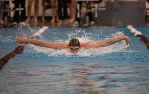 Boys Swimming Team Has Best Record in 20 Years