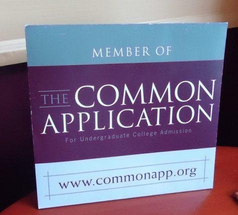 COVID and the College Application Process
