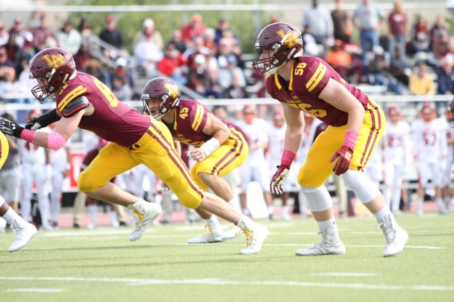 With Gov. Pritzker's recent approval for Illinois high school sports, Loyola football is once again gearing up for a winning season.