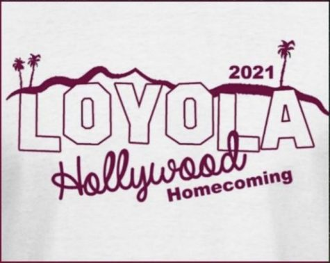 Hollywood is coming to Loyola.