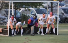 Field Hockey Looks to Bounce Back from Loss to GBS