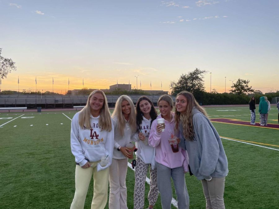 The Senior Sunrise and What's Next